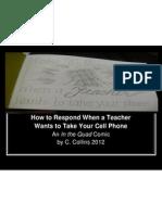 Teacher Cell Phone