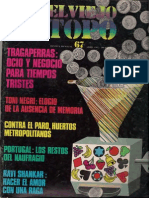 Baigorri Contra el paro y la crisis, huertos metropolitanos 1982