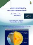 1a Clase de Geotermia - 15-03-2012 - Pricipios de Geotermia