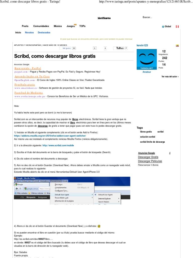 Libro opciones binarias pdf descargar