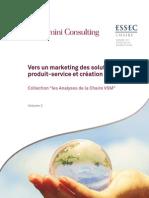 Vers un marketing des solutions produit service et création de valeur