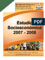 Estudio Socio Económico 2007-2008