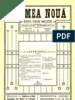 Vremea nouă, anul IV (1914), nr. 5