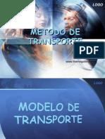Investigacion Operativa_ metodo de esquina _noroeste_ vogel _ costo minimo_Modelo de trasporte