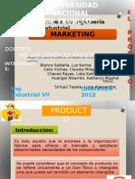 PRODUCTO(Marketing)