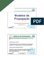 10 - Modelos de propagação