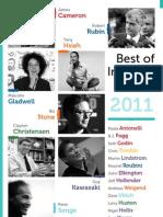 Best Inspiring Ideas 2011
