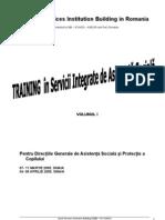 7 - Manual Servicii Sociale Integrate I