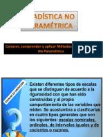 Estadistica No Parametrica 2011