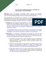 Transformadores de Distribucion RYMEL Especificaciones