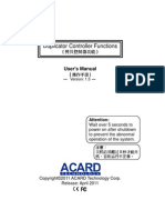 Duplicate Controller Functions (Rev1.5)