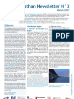 eSanga Newsletter 3