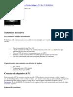 Receptor Casero Wireles360 Para PC- YA FUNCIONA!!