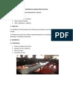 Informe de Laboratorio de Fisicaelectricos