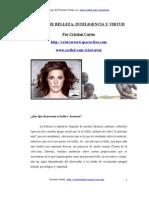Belleza, Inteligencia y Virtud, Cristian Carter