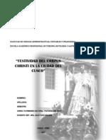 Monografia Del Corpus Christi en El Cusco Scribd