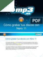 Cómo grabar tus discos con Nero 11