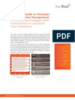 Definitive Guide to Strategic Human Capital Management