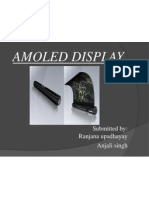 Seminar Report on Amoled Technology