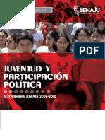 Juventud y Partic i Pac i on Politica