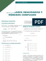 15 Cantidades Imaginarias y Numeros Complejos