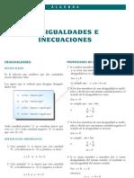 19 Desigualdades e Inecuaciones