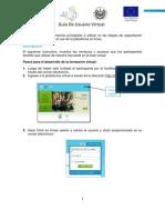 Formación Virtual Guia de Usuario