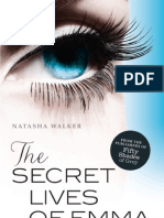 August Free Chapter - The Secret Lives of Emma by Natasha Walker