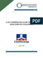 Las Cta en Colombia