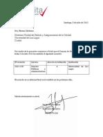 Carta Resultado Acreditacion Cipol