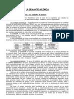 Semantica Lexica