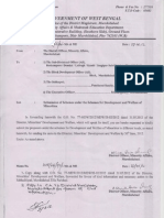 Schemes for Development Individual Minority