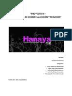 Hanaya