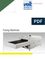 10 Fusing Machines E