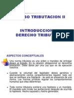 Tributacion II Introduccion a la Tributación