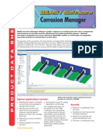BEASY Corrosion Manager Product Data Sheet Letter