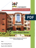 Final Year Project Report
