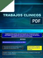 Trabajos Clinicos