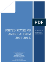 An Insight of Growth and Development of United States of America