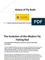 The History of Fly Rods
