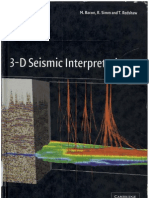 3D Seismic Interpretation