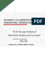 Amul Punjab Market Analysis