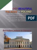 Polish Palaces