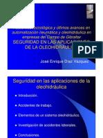 Seguridad en Aplicaciones Oleohidraulica