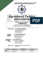 AgrementTehnic Pvc