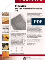 Book Review Ultrasonic Flaw Detection for Technicians