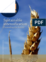 Food Ethics Sustainable Intensification Summer2012 Web