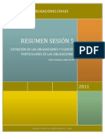 Extinción de la Obligación_ Resumen5