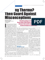 Thermo - Guide Against Misconceptions