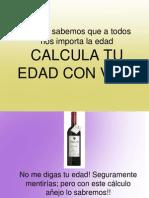Calculadora Del VINO